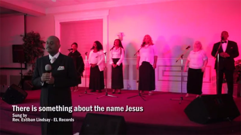 Release of Music Videos: Something about the name Jesus